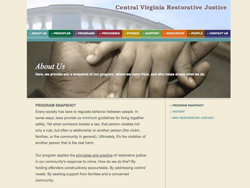 Central Virginia Restorative Justice