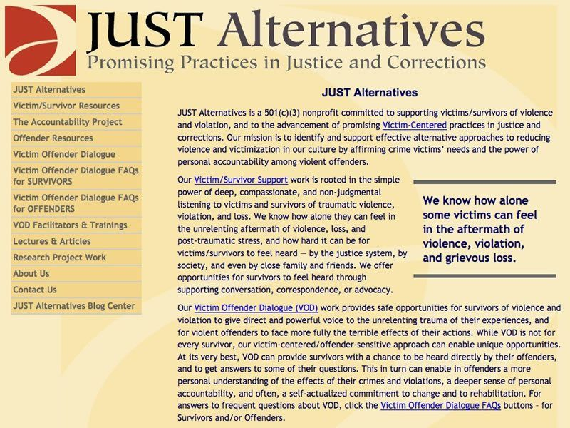 victims of crime essay Victims of crime essay by trejther, university, master's, a+, june 2005 criminal law in america has failed to provide a defense that adequately protects women who suffer from battered women's syndrome.