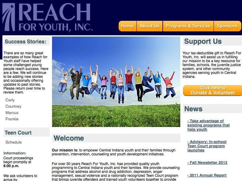 Reach for Youth, Inc.