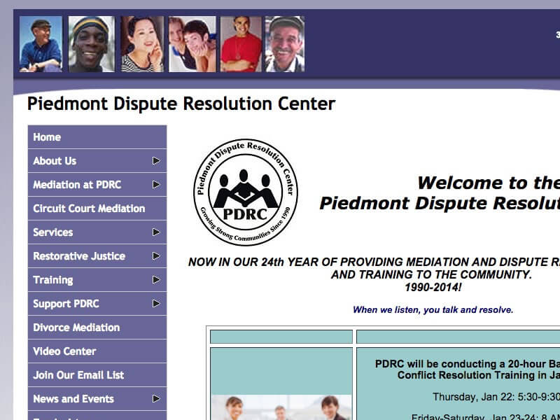 Piedmont Dispute Resolution Center