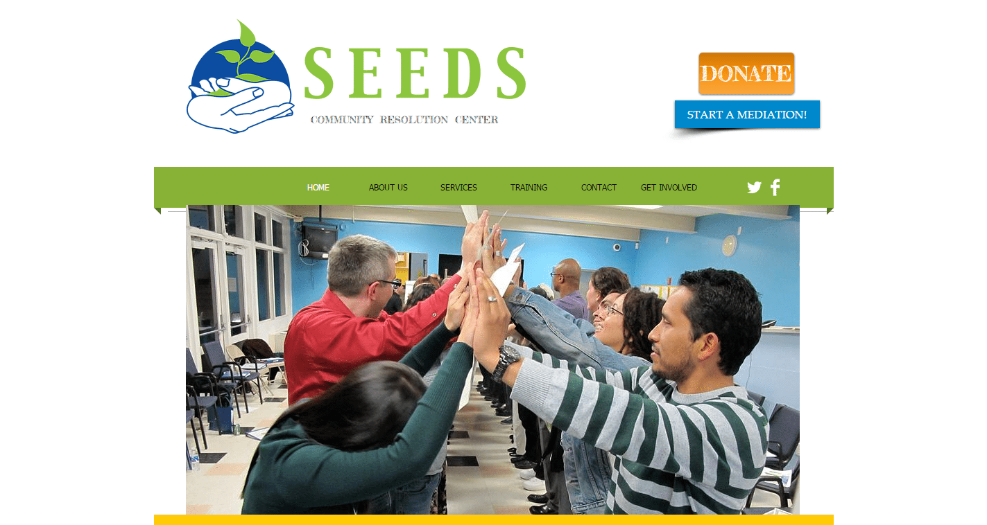 SEEDS Community Resolution Center