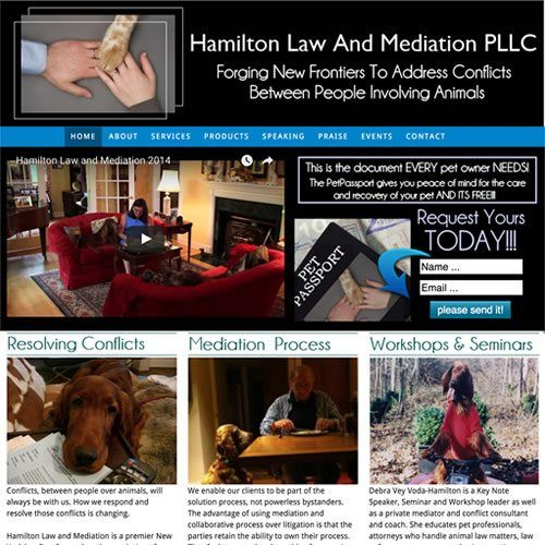 Hamilton Law and Mediation, PLLC