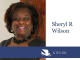 A Conversation with Sheryl R. Wilson