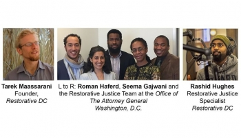 Restorative Justice Growing Strong in DC