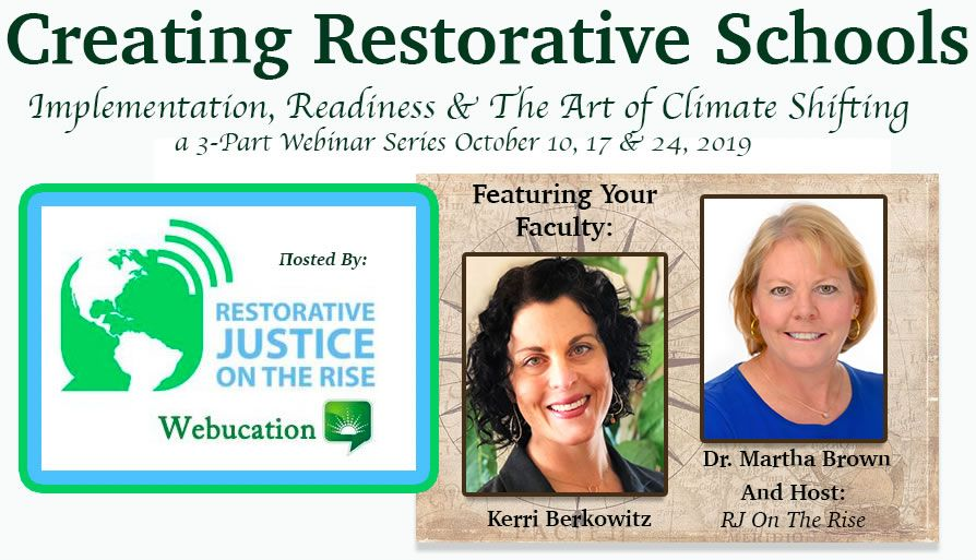 Restorative Justice On The Rise - Restorative Justice On The